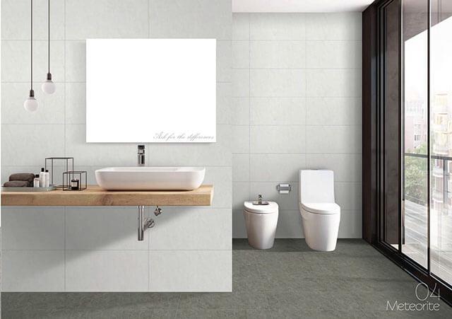 Gạch Eurotile 30x60 dùng được ở những không gian nào?