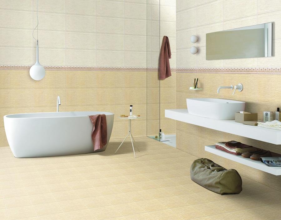 Ưu điểm của gạch ốp tường nhà vệ sinh Viglacera là gì?