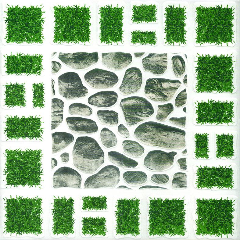 Mẫu gạch sân vườn Viglacera—Gạch giả cỏ