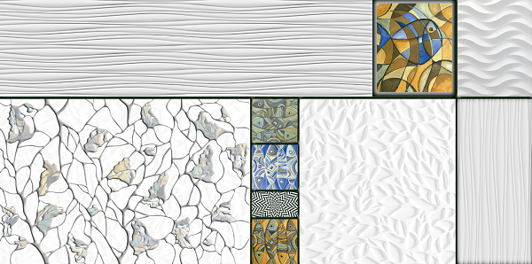 Gạch ốp tường Viglacera ECO M-3602A