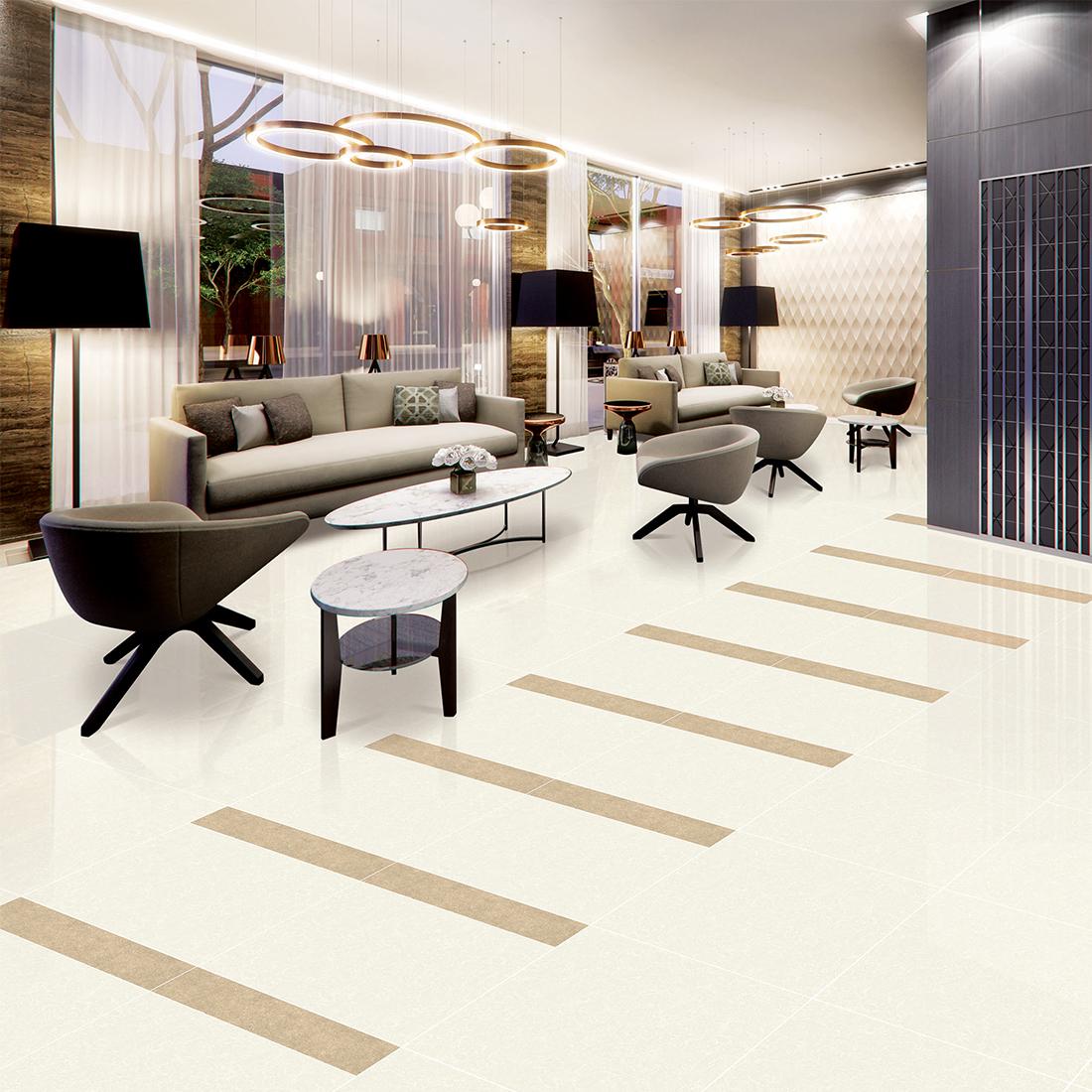 Không gian căn phòng sử dụng gạch ốp lát Viglacera tuyệt đẹp