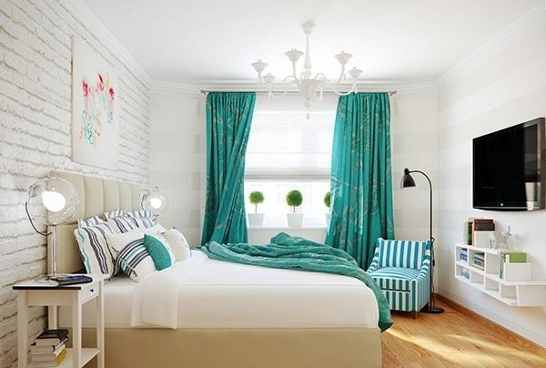 Chọn gạch ốp tường phòng ngủ đẹp đảm bảo được yếu tố thư giãn