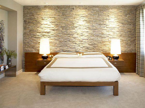 Gạch ốp tường Viglacera GW3611 tạo điểm nhấn cho phòng ngủ mang phong cách đương đại, tạo cảm giác thư thái nhẹ nhàng.