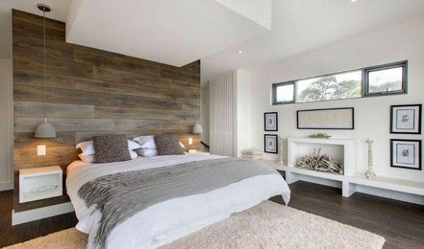 Mẫu Gạch ốp Viglacera vân gỗ H 610 cho phòng ngủ đẹp mê