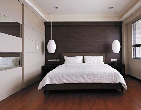 Gạch ốp Viglacera N3626 tạo nên một không gian phòng ngủ ấm cúng đồng điệu