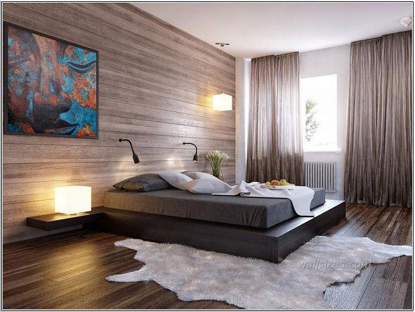 Mẫu Gạch Granite vân gỗ Viglacera kích thước 60x60 DSH610 cho phòng ngủ đẹp mê