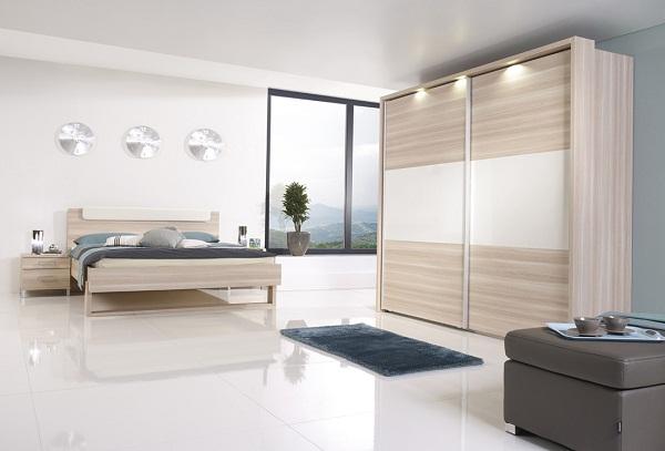 Thiết kế nội thất phòng ngủ đảm bảo vấn đề phong thủy