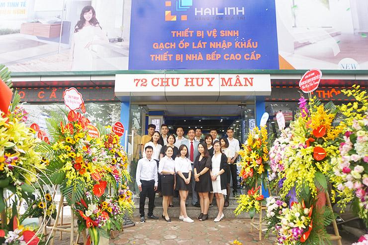 Hải Linh chính thức [ KHAI TRƯƠNG SHOWROOM ] 72 Chu Huy Mân